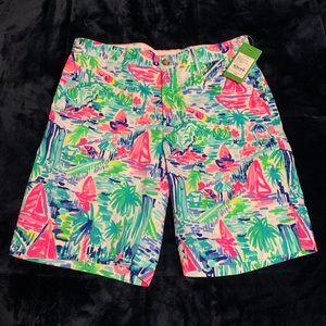 NWT Lilly Pulitzer Men's Shorts